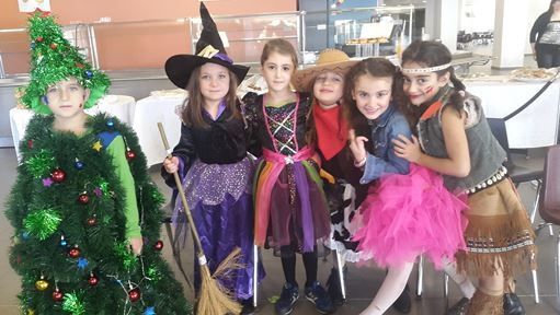 Costume Party – Grade 1, 2 and 3