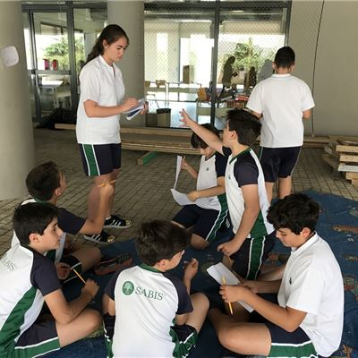 @SABIS®-Adma HFS Crossword Puzzle Competition!