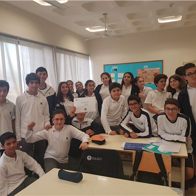 Class of the Week @SABIS®-Adma!