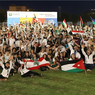 SIS-Adma Students Take the Gold at the 12th SABIS® Regional Sports Tournament