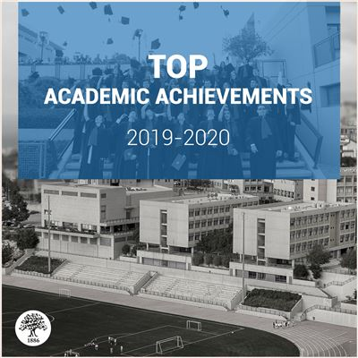Student Achievements 2019-2020 HIGHLIGHTS