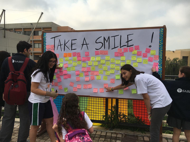 Smile Day - SABIS® International School – Adma